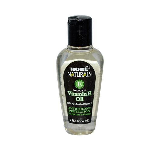 Hobe Labs Naturals Vitamin E Oil - 2 fl oz - Pack Of 1