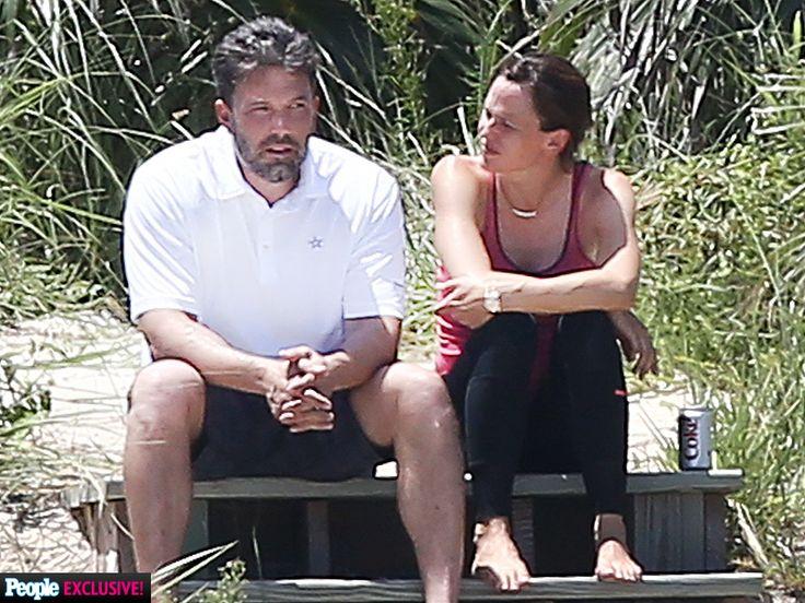WORLD EXCLUSIVE: Ben Affleck and Jennifer Garner's Emotional Post-Split Vacation http://www.people.com/article/ben-affleck-jennifer-garner-split-vacation-bahamas-photos