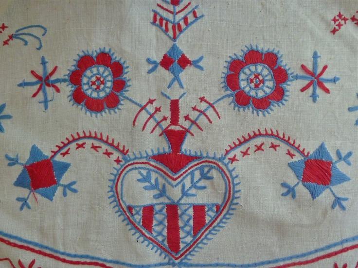 swedish tablecloth