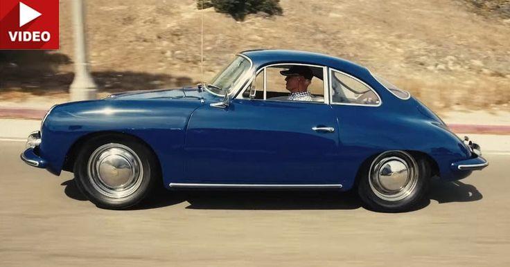 Classic Porsche 356 Clocks A Million Miles, Still Looks Ready For A Million More #Classics #Porsche