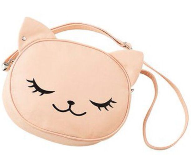 Pink Cat Handbag