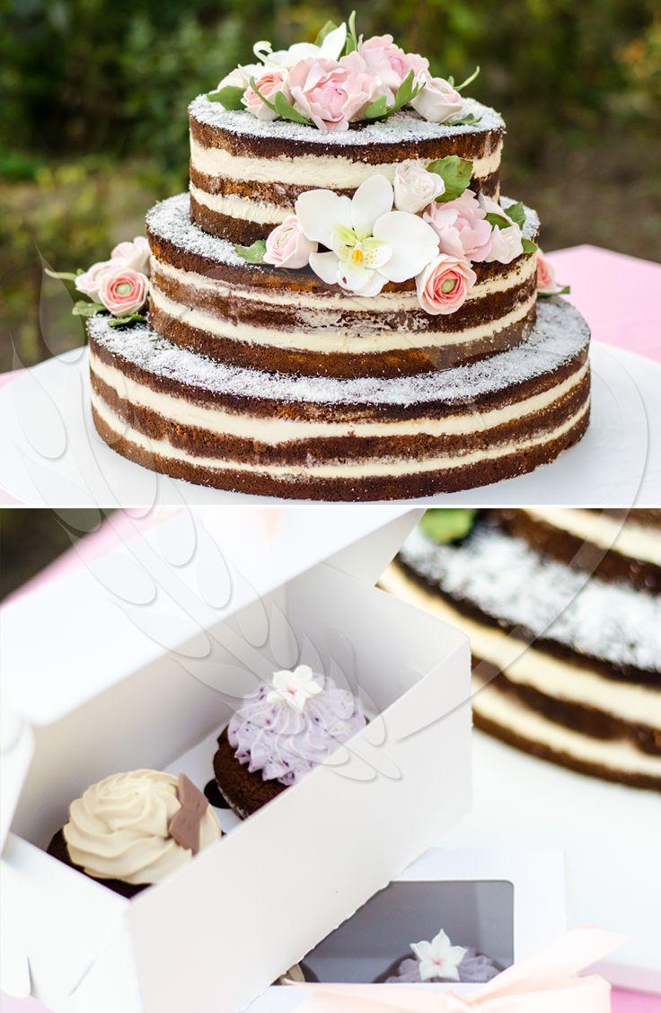 #BunBun #senneville #nakedcake #cake #natural #flowers #love #family #goodtaste #sweets