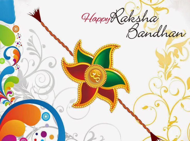 Happy raksha bandhan wishes wallpaper