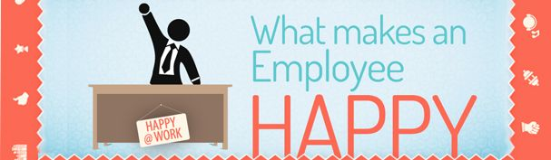 Four Affordable and Effective Employee Perks for Small Business Owners - #Happy #Employee