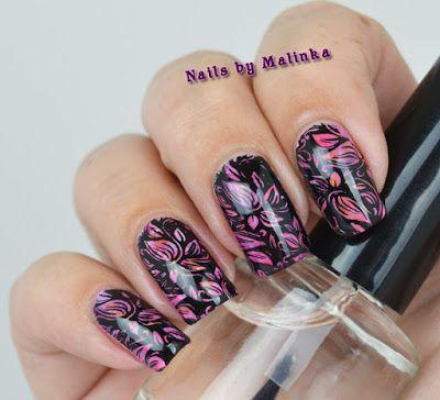 Nails by Malinka: MoYou Flower Power 12