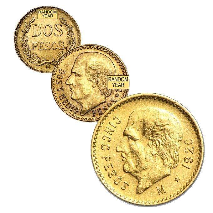 2 5 Gold Pesos In 2020 Gold Coin Price Gold Coins Gold Bullion