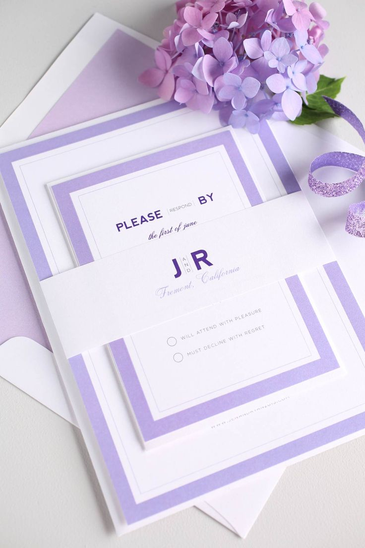 Plain Wedding Invitation Kits with great invitations template