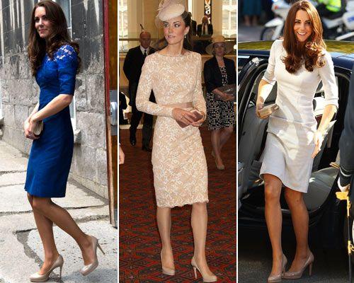 Kate Middleton: inspire-se