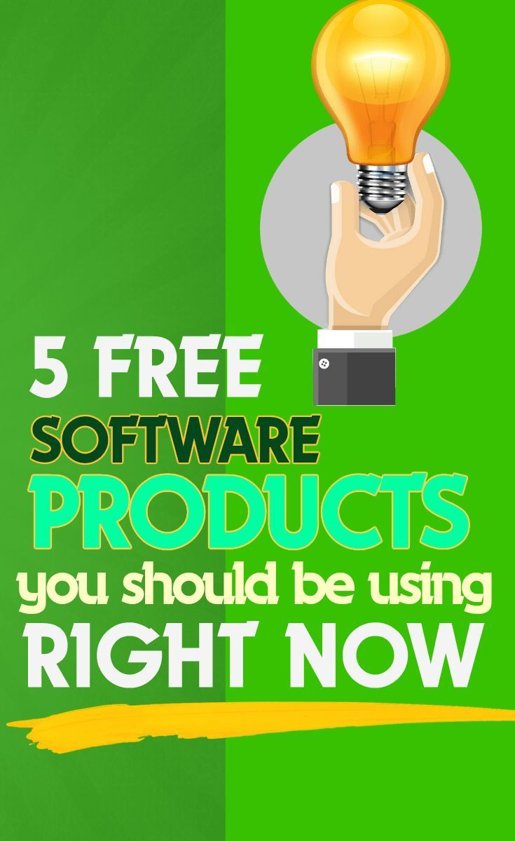 Top 5 poster design software - 5 Free Software Products You Should Be Using Right Now