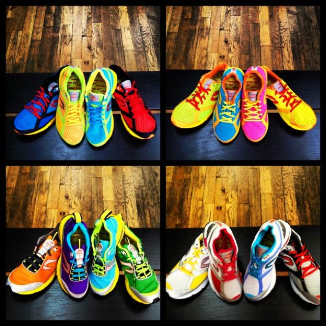 """These shoes saved my life!!! And my running. Newton Running Shoes - """"Hello Better"""""""
