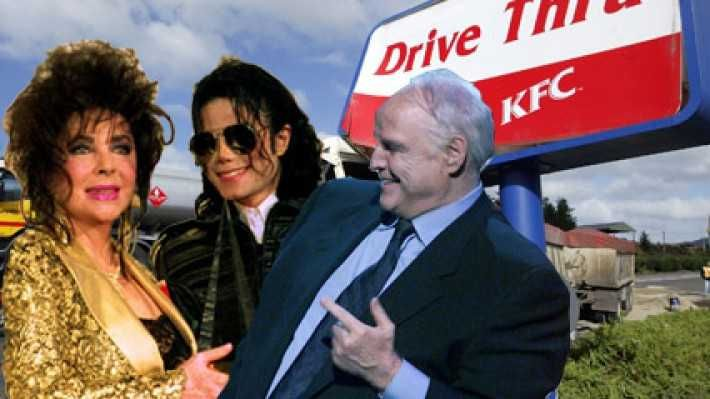 Ooh, Interesting! - Marlon Brando, Michael Jackson And Liz Taylor Took A Road…