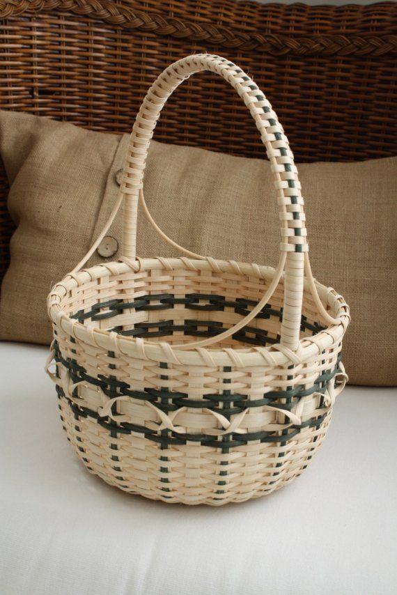 majestic mountain basket by jasperjane on etsy, $66.00