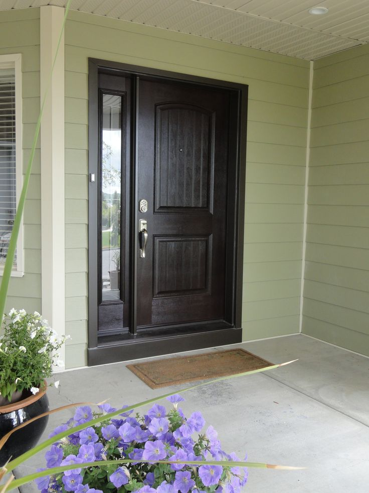 Single Entry Doors With Glass 20 best front doors images on pinterest | front doors, front entry
