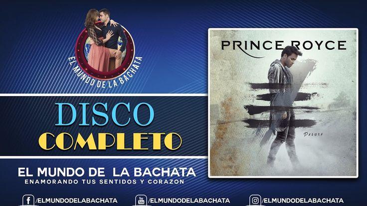 Prince Royce - FIVE (Deluxe Edition) - ALBUM COMPLETO - #BACHATA 2017