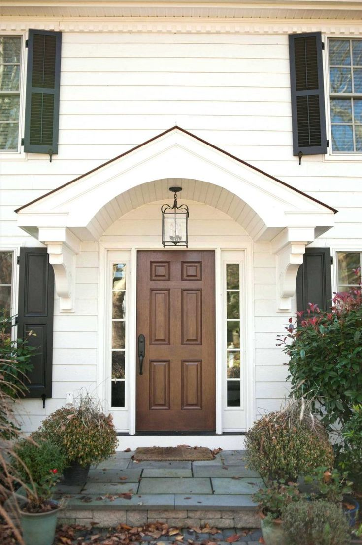 17 best Hip Roof Colonial Exterior Remodel images on Pinterest ...