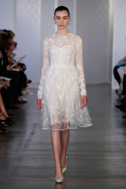 Oscar De La Renta Bridal Spring/Summer 2017 Ready-To-Wear Collection   British Vogue