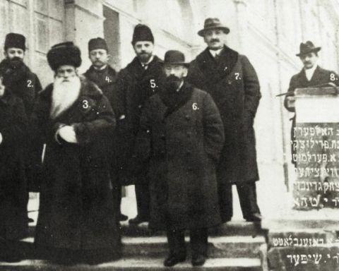 Najazd bolszewicki przyjęli żydzi wPolsce zentuzjazmem. Tworzyli pomiastach własne bojówki, strzelali doPolaków…