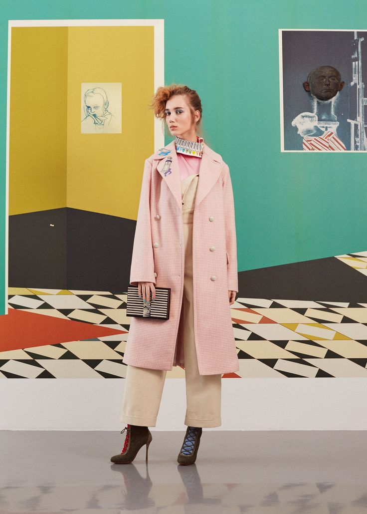 Olympia Le-Tan Fall 2016 Ready-to-Wear Fashion Show   http://www.theclosetfeminist.ca/   http://www.vogue.com/fashion-shows/fall-2016-ready-to-wear/olympia-le-tan/slideshow/collection#2