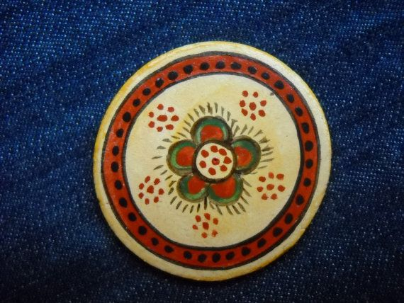 Romanian traditional motivesmagnets 09 by DeniseClemenco on Etsy, $10.00