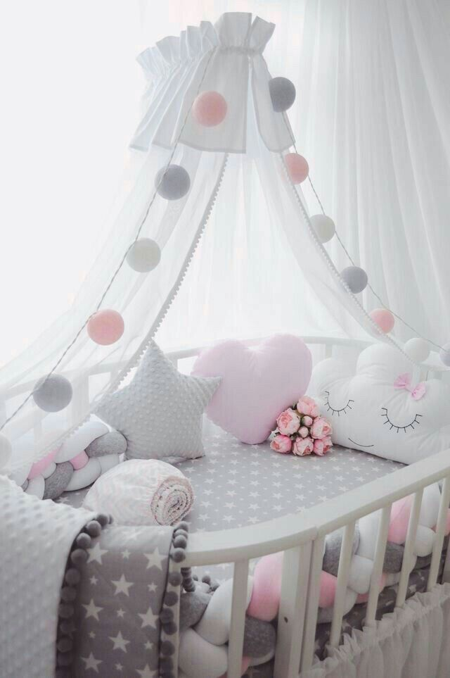 love pink grey and white for a baby girl nursery this looks so cosy rh pinterest com bad baby rash treatment bad baby from tiana