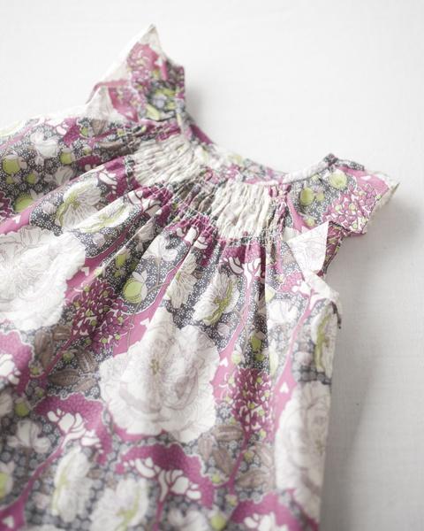 cotton dress by BONPOINT