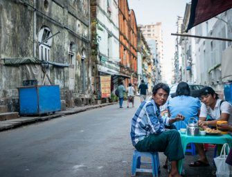 Street Food – How to eat well & change the world