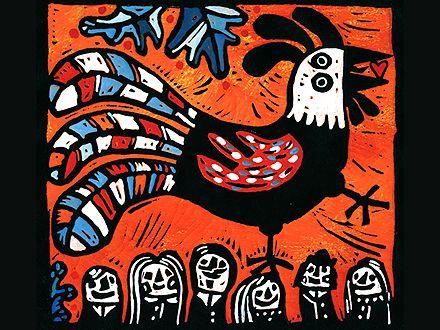Szól a kakas, szól - Korpás Éva - dal