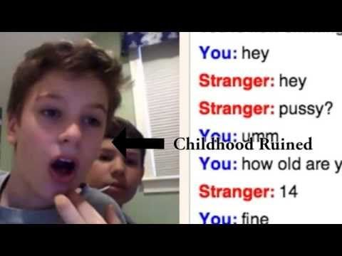 Omegle video clips