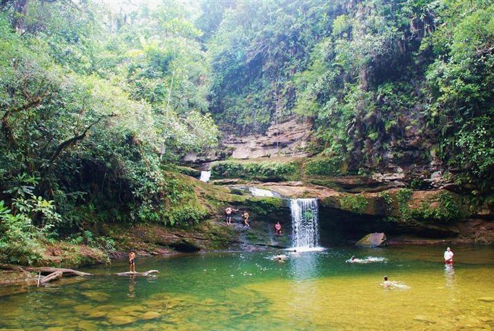 Las refrescantes aguas de #Mocoa #Putumayo. #FotoDelDia EnMiColombia.com