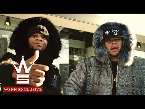 "Papoose ""Back On My Bullshit"" Feat. Fat Joe & Jaquae 