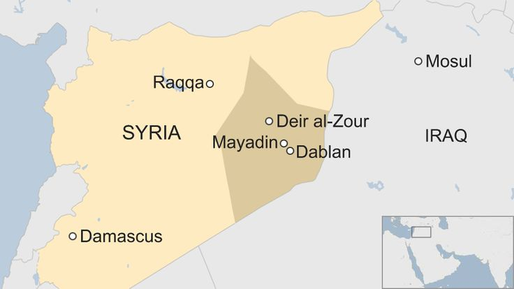Syria war: 'Cluster bombs' dropped on IS-held village https://tmbw.news/syria-war-cluster-bombs-dropped-on-is-held-village  At least 15 civilians have been killed and dozens injured in an air strike on a village in eastern Syria held by so-called Islamic State, activists say.The DeirEzzor24 website reported that an unidentified jet had dropped cluster bombs on Dablan, about 20km (13 miles) south-east of the town of Mayadin.The UK-based Syrian Observatory for Human Rights put the death toll…