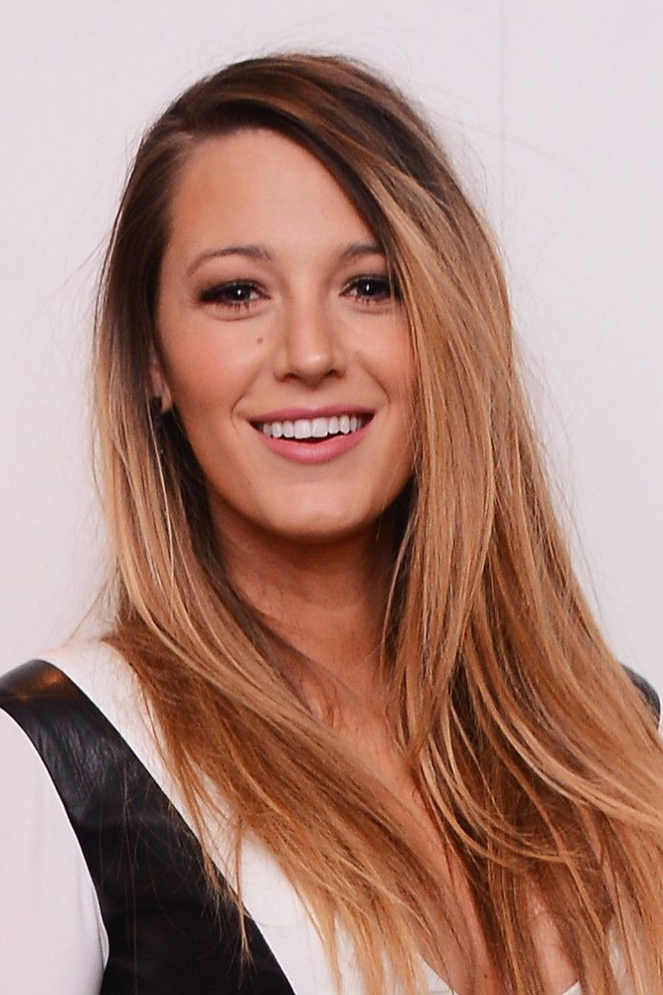 Blake Lively Goes Brunette, Is The Latest Celeb To Try Tortoiseshell Hair