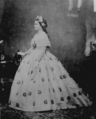 Mary Todd Lincoln's Wedding Gown. | 1850-60s Fashion ...