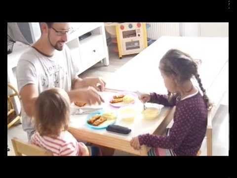 Tischspruch Die Kleinen Räuber Schimpfen Sehr Youtube