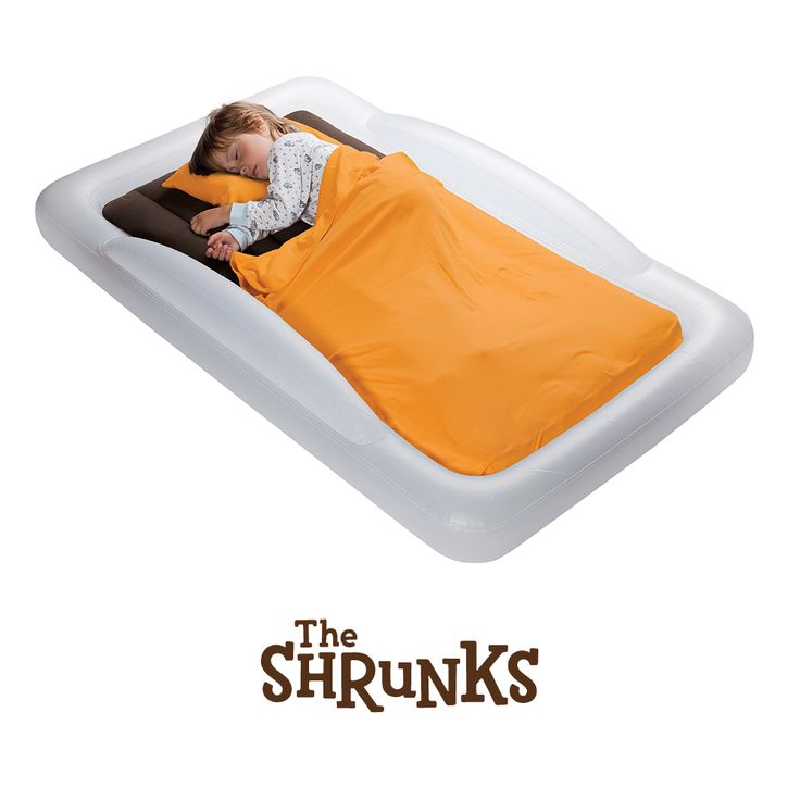 The Shrunks Indoor Tuckaire Toddler Travel Bed From Is Perfect For Vacations Or Trips To Visit Family During Holidays