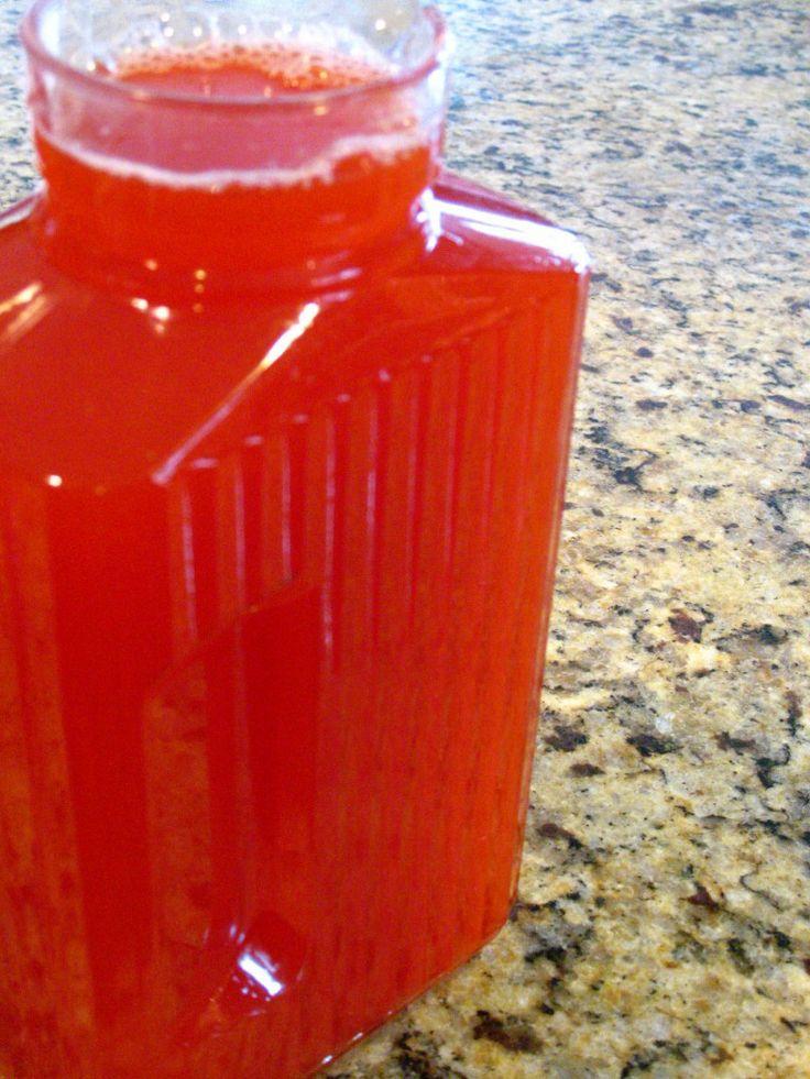 Homemade Strawberry Lemonade Recipe | The old, Strawberry ...