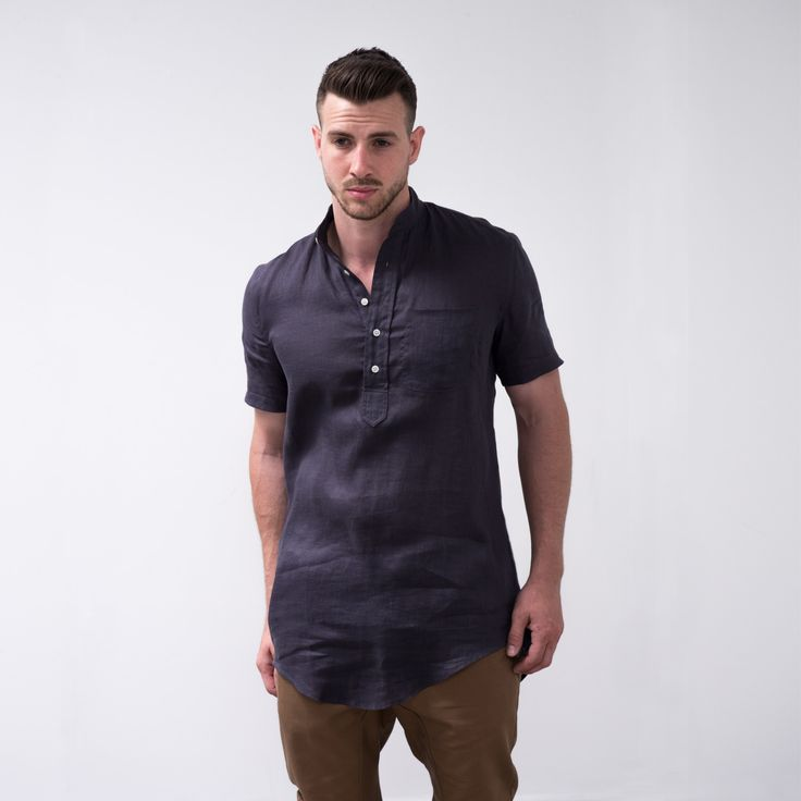 The Off Duty Shirt is not for the office, it lives on the horizon of accrued holiday leave - beckoning to ...