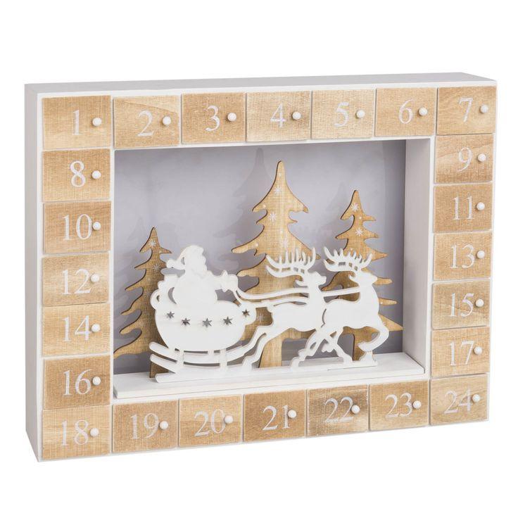 best 25 christmas advent calendars ideas on pinterest christmas calendar diy advent calendar. Black Bedroom Furniture Sets. Home Design Ideas