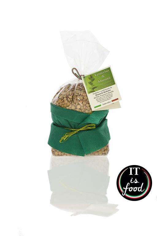 Lentils altamura unmistakable taste, only on www.itisfood.com   Easy, Healthy, Tasy.  #ItalianFood #Lentis #food  £1.90
