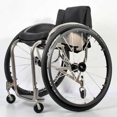 Sunrise Medical RGK Hi-Lite Dance (Dans rolstoel Dance Wheelchair)