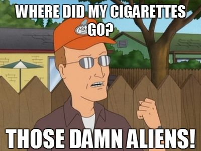 """""""King Of The Hill"""" / Dale Gribble"""