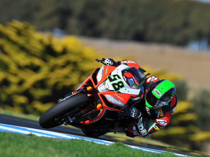 WSBK 2013: Phillip Island, Australia.  #WSBK 2013 #Aprilia #Racing at Philip Island #Australia #apriliaracing2013 #laverty #test #SBK #race #superbike