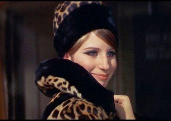 """Hello, gorgeous."" Barbra Streisand as Fanny Brice in ""Funny Girl"""