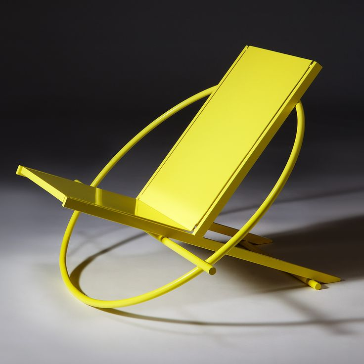 Interior architecture students from Aalto University have designed a range of colourful chairs, intended to help a sitter reach a mediative state of mind