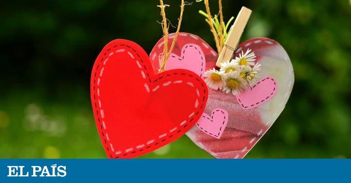 En las sociedades occidentales, el amor romántico se suele presentar mediante el tópico de las dos mitades anhelantes que se buscan la una a la otra