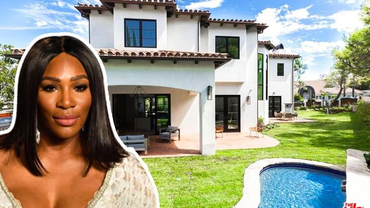 Serena Williams House Tour :A look inside the incredible Serena Williams & Alexis Ohania's $6.7Million Beverly Hills mansion