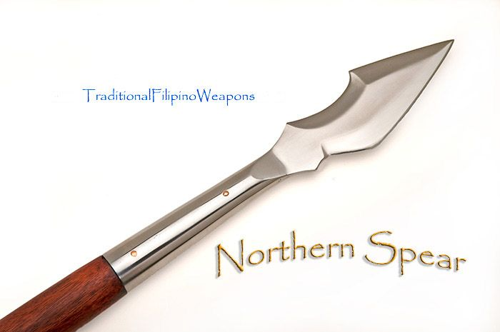 Northern Filipino Spear | Tactical Knives, Swords, etc ...