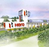 Hero MotoCorp Produces Food, Energy, and Vehicle Parts at Their Green Garden Factory in India #greenroofs
