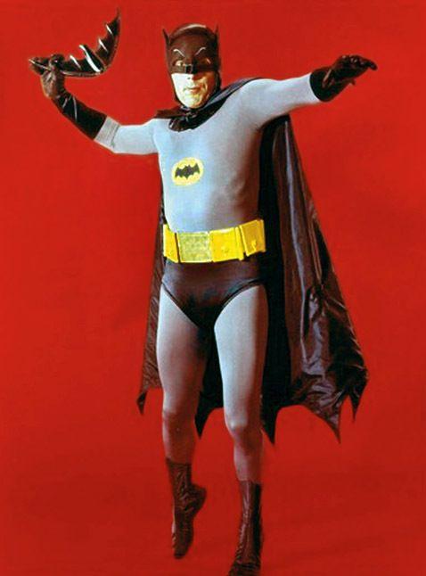 Batman, la serie retro.