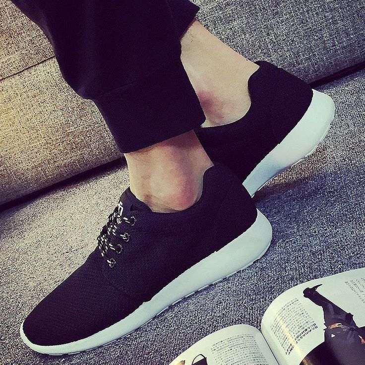 Qaz Air Mesh Shoes (4 colors)